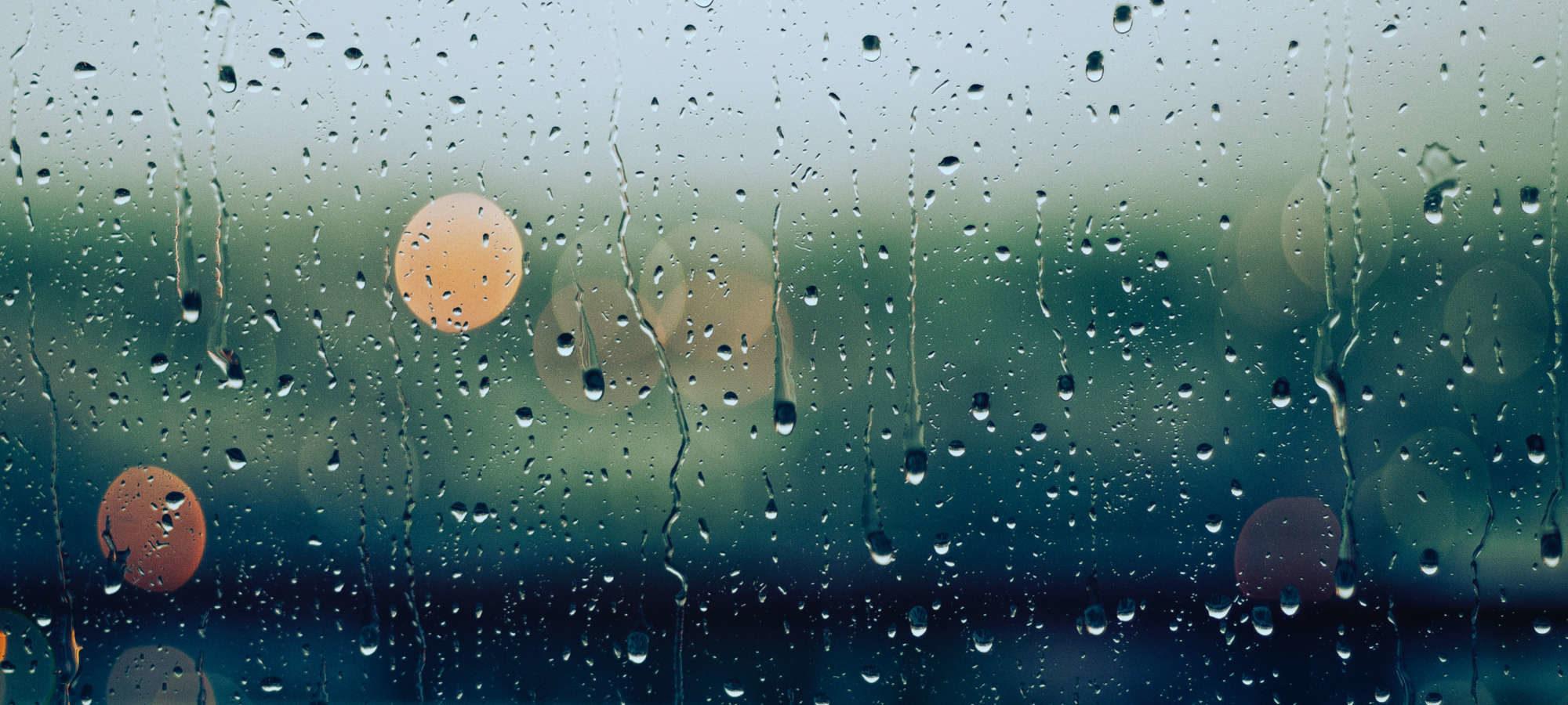 Chuva louca!