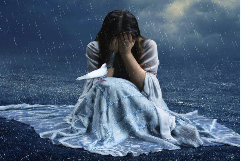 Os invisíveis também choram - juliocantiuaria