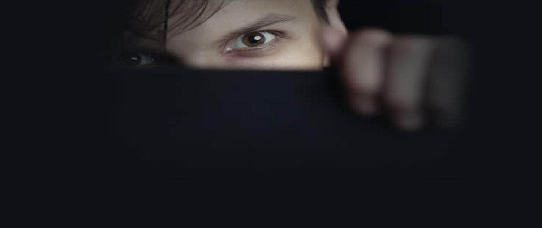 Os olhos do caçador ferido